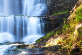 Waterfall closeup — Stock Photo