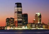 New Jersey Goldman Sachs Tower — Stock Photo