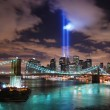 Remember September 11. New York City — Foto Stock