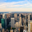 New York City Manhattan midtown — Stock Photo #6083471