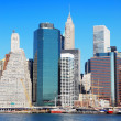 New York City skyscrapers — Stockfoto