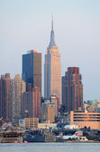 New York City Empire State Building — Stock Photo