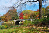 New York City Manhattan Central Park — Stock Photo