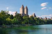 Central Park New York City — Stock Photo