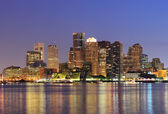 Boston city — Stock Photo