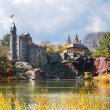 New York City Central Park Belvedere Castle — Stock Photo