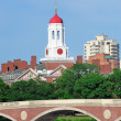 Royalty-Free Stock Photo: Harvard University campus