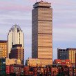 Boston city skyline — Stock Photo #6570710