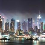 panorama de la ciudad de nueva york — Foto de Stock   #6570878