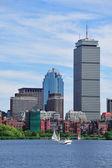 Boston skyscraper — Stock Photo