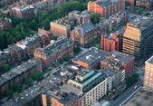 Boston downtown — Stock Photo
