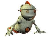 Old crawling robot — Stock Photo