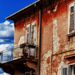 Stock Photo: House inPula