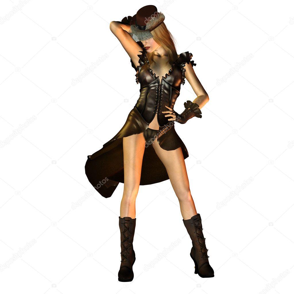 steampunk fashion � stock photo 169 digitalartb 5601681