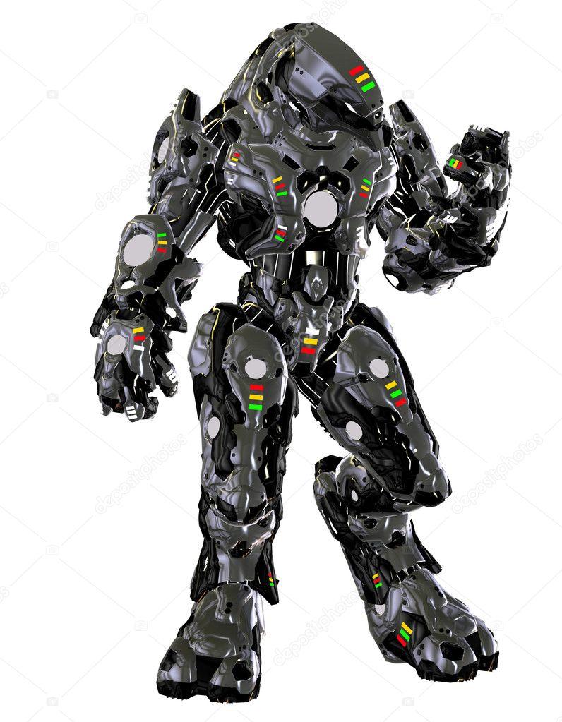 картинки боевых роботов