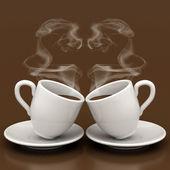 Coffee drink — Stock Photo