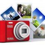 Digital camera — Stock Photo #6631451