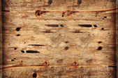 Closeup of a grungy wooden surface — Stock Photo