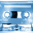 Stock Photo: Cassette tape