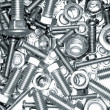 Nuts and bolts — Foto de stock #6183783