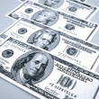 American currency - Photo