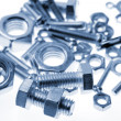 Nuts and bolts - Foto Stock