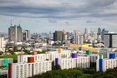 Wschodniej części bangkoku — Zdjęcie stockowe