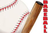 Baseball poster — Stock Vector