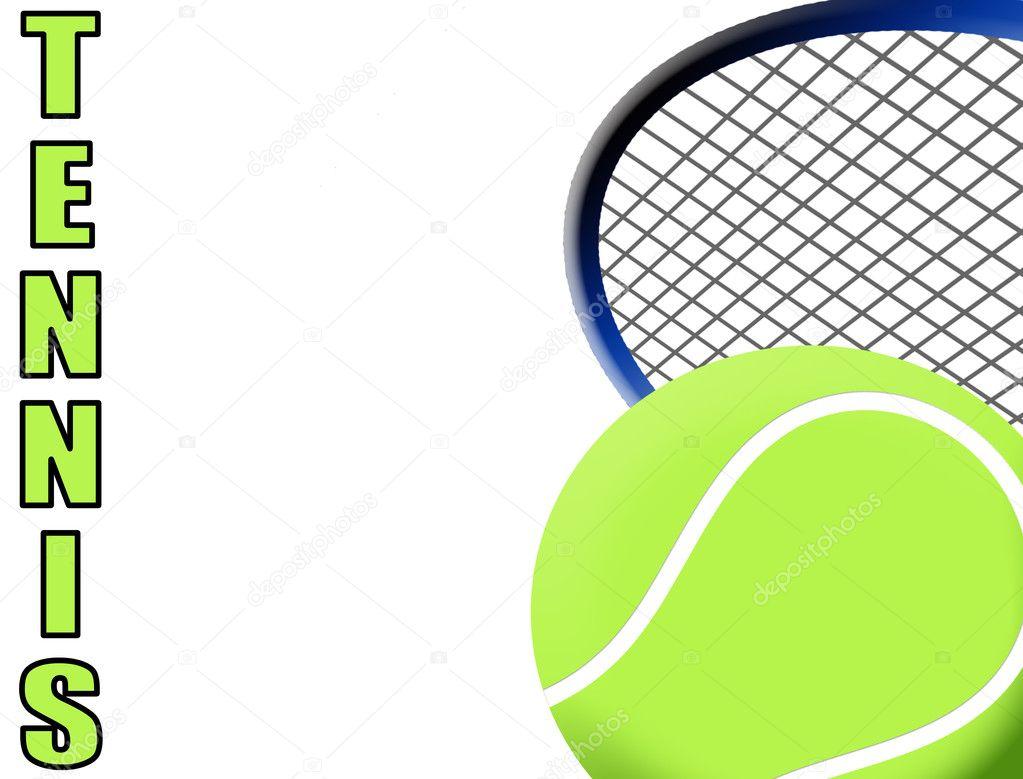 tennis poster stock vector  u00a9 roxanabalint 5519696 Boy Tennis Player Clip Art Tennis Player Clip Art