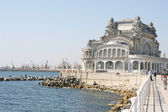 Old casino in Constanta — Stock Photo
