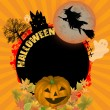 Royalty-Free Stock Vector Image: Halloween concept