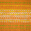 Orange weave for background texture — Stock Photo