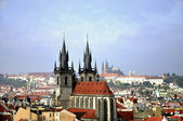Prague Czech republic — Stock Photo