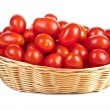 Cherry Tomatoes — Foto de stock #6105191