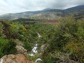 Golan heights — Stock Photo