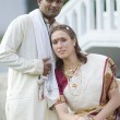 Indian wedding — Stock Photo