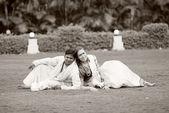 Indian wedding — Stock Photo
