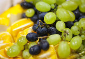 Selection of grape — Stock Photo