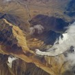 Aerial photo of the landscape in Tibet — Stock Photo #6721744