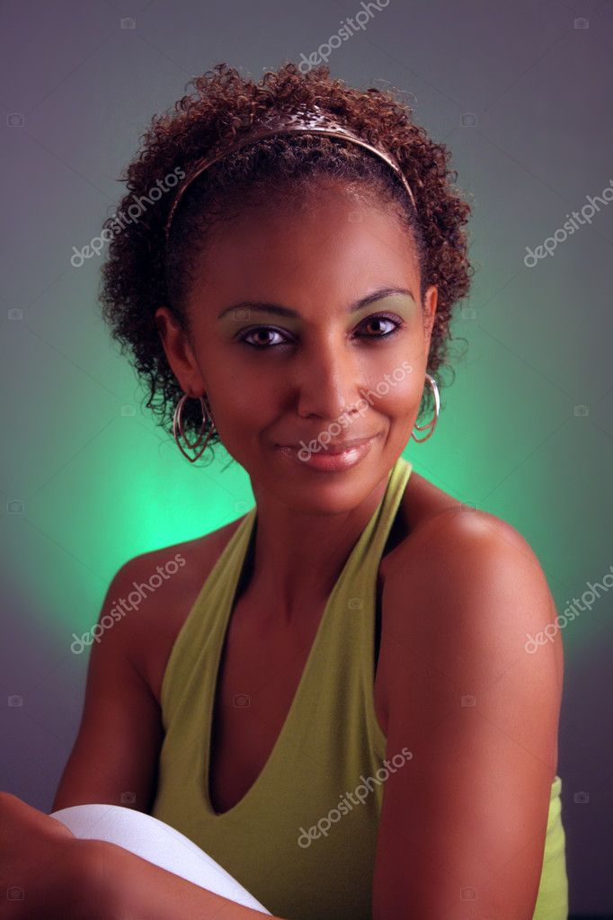 depositphotos 5855531 Beautiful Mature Black Woman Headshot 4 Bare mature breasts, One women big dick, Women mature black