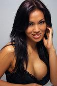 Beautiful Smiling Asian Girl (1) — Stock Photo