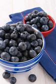 Fresh Ripe Blueberries — Stock Photo