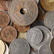 Stock Photo: Ancient coins