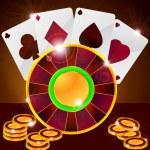 Casino elements — Stock Vector #6282317