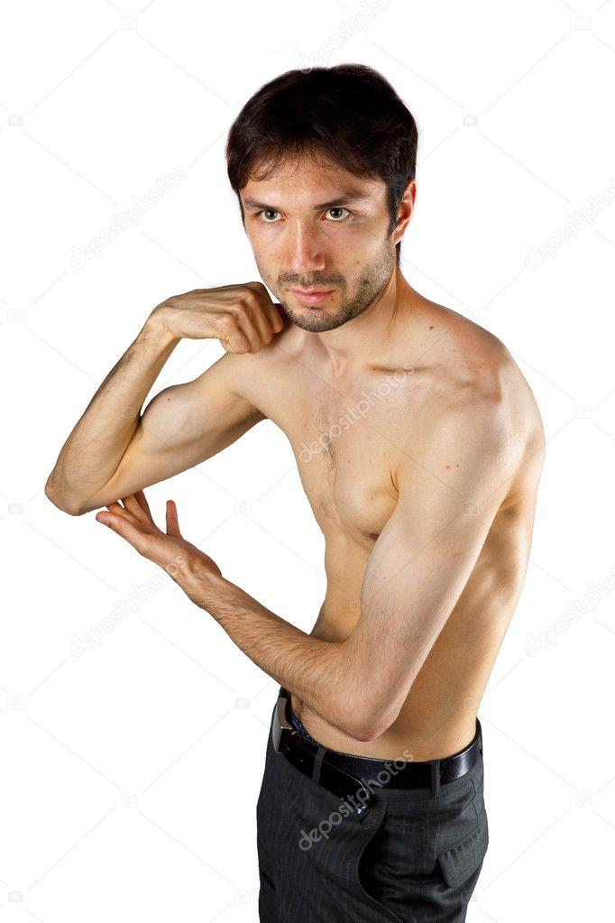 кому нравятся худые мужчины фото