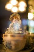 Beautiful doll — Stock Photo
