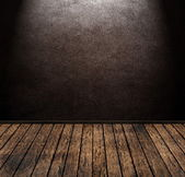 Läder rum — Stockfoto