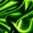 Royalty-Free Stock Photo: Green Satin