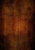Grunge 老樱桃木地板纹理 — 图库照片