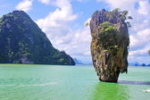Thailand. A province Phang Nga — Stock Photo